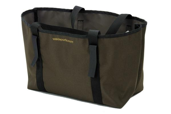 Wald 3558 Folding Basket Liner Color: Brown