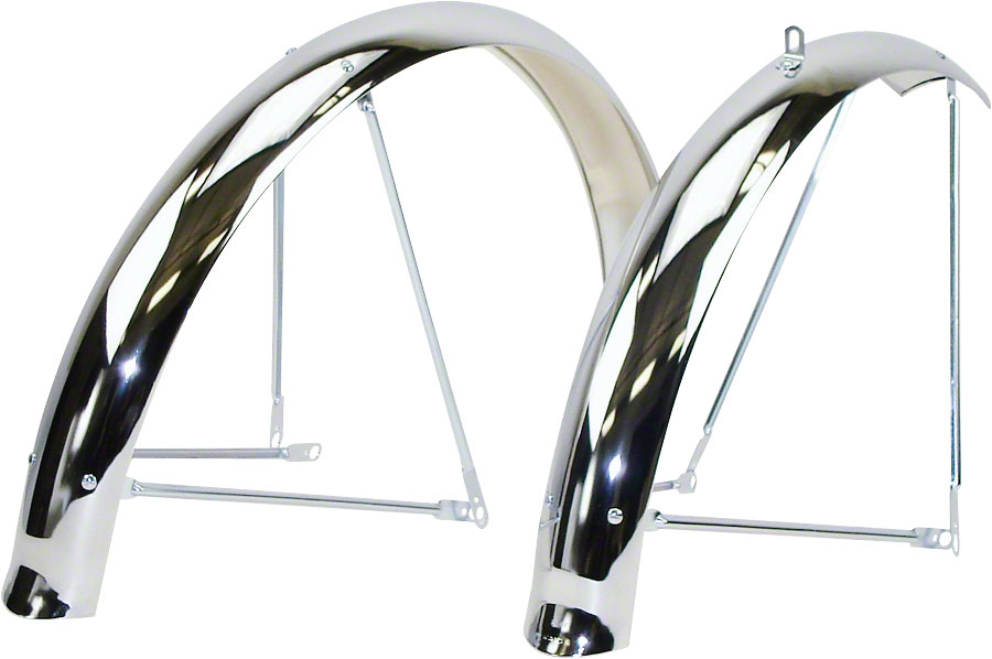 Wald Balloon 962 Fender Set Color: Chrome