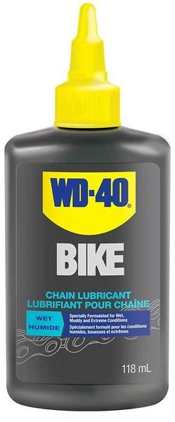 WD-40 Bike Wet Chain Lubricant