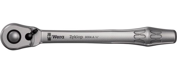 Wera 8004 Zyklop Metal Ratchet