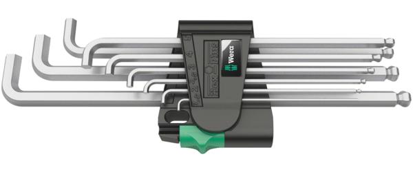 Wera 950/9 Hex-Plus L-Key Set