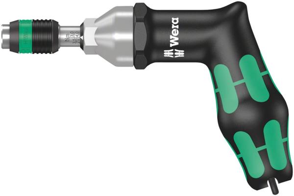 Wera Series 7400 Pistol Grip Adjustable Torque Screwdriver