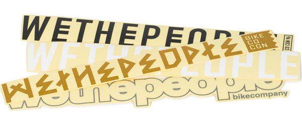WeThePeople 4BIG Stickers