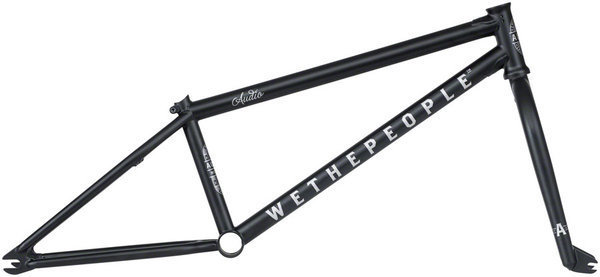 WeThePeople Audio Frameset Color: Matte Black