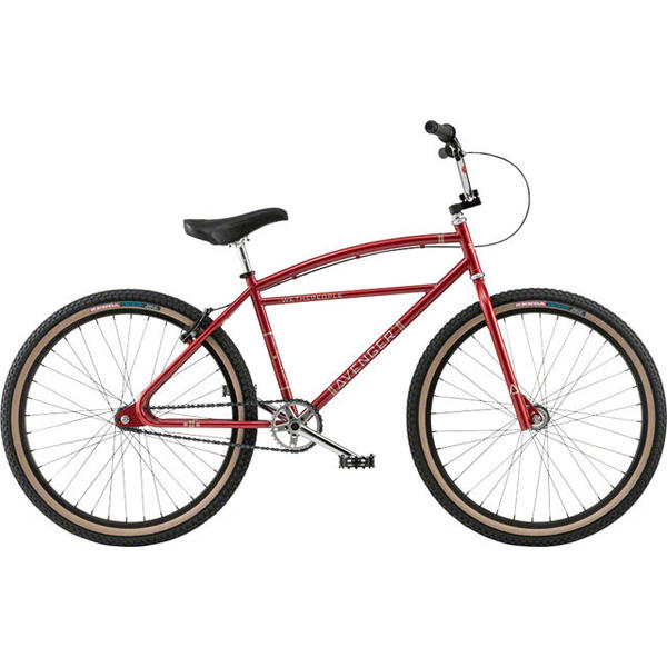 WeThePeople Avenger 26-inch Color: Candy Red