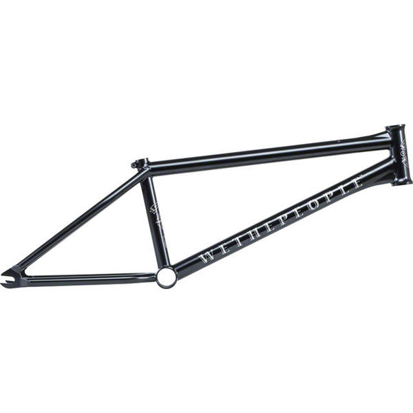 WeThePeople Battleship Frame Color: Glossy Black