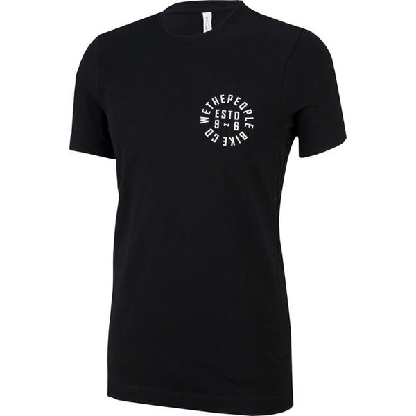 WeThePeople ESTD 96 T-Shirt Color: Black