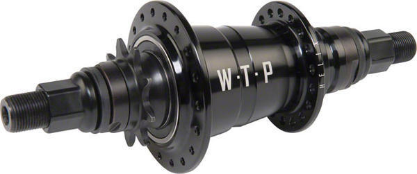 WeThePeople Helix V2 Freecoaster Hub Color: Black