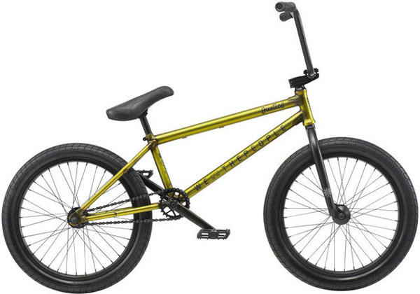 WeThePeople Justice Color: Matte Translucent Yellow