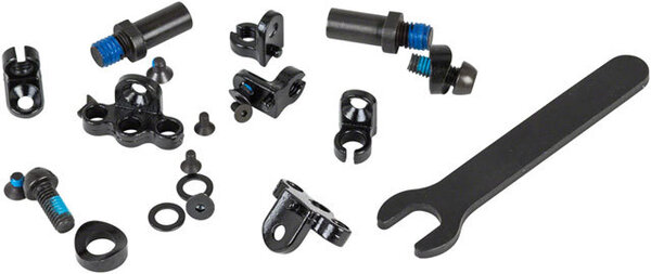 WeThePeople Message P3 Brake Hardware