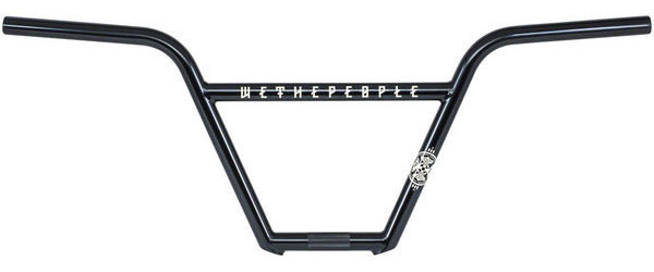 WeThePeople Pathfinder Handlebar Color: Glossy Black E.D.