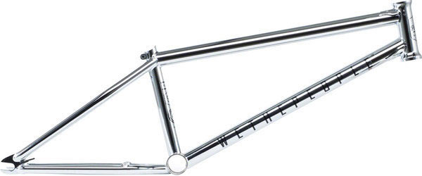 WeThePeople Patrol Frame Color: Chrome