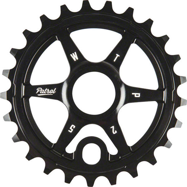 WeThePeople Patrol Sprocket Color: Black