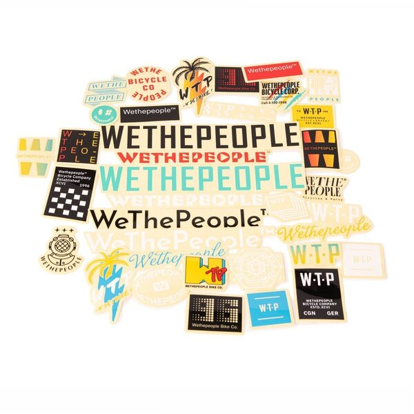 WeThePeople Sticker Pack