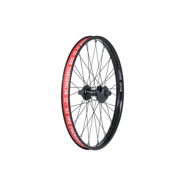 WeThePeople Supreme 22-inch Rear Color: Black