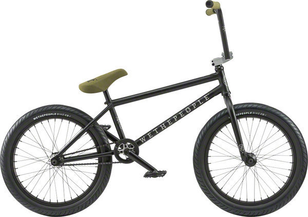 WeThePeople Zodiac Color: Matte Black