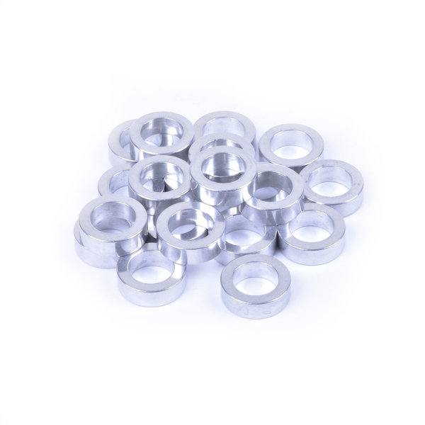Wheels Manufacturing Inc. 5mm Axle Spacers, Bag of 20
