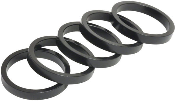 Wheels Manufacturing Inc. Aluminum Headset Spacers 1-1/8-inch