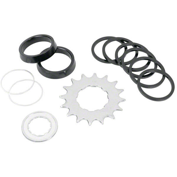 Wheels Manufacturing Inc. Angled Spacer Single Speed Conversion Kit