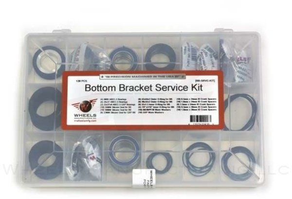 Wheels Manufacturing Inc. Bottom Bracket Service Kit
