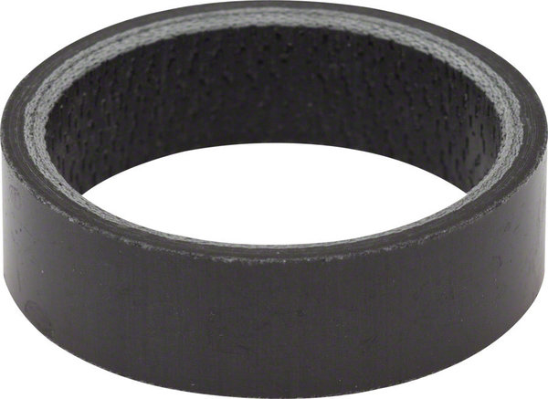 "Wheels Manufacturing Inc. Carbon Fiber Headset Spacer 1-1/8"" x 10mm"