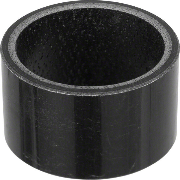 "Wheels Manufacturing Inc. Carbon Fiber Headset Spacer 1-1/8"" x 15mm"