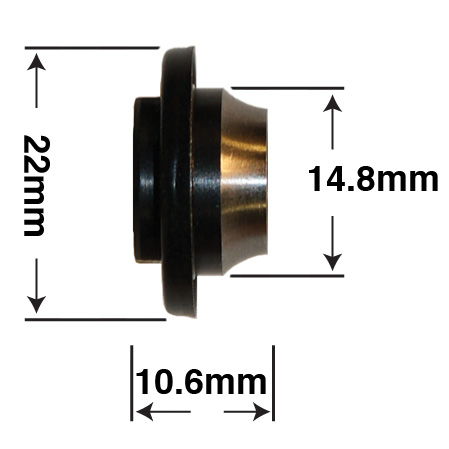 Wheels Manufacturing Inc. CN-R102 Cone