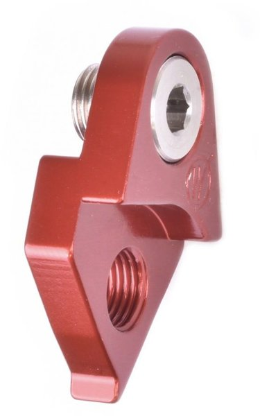 Wheels Manufacturing Inc. Extended Hanger Color: Red