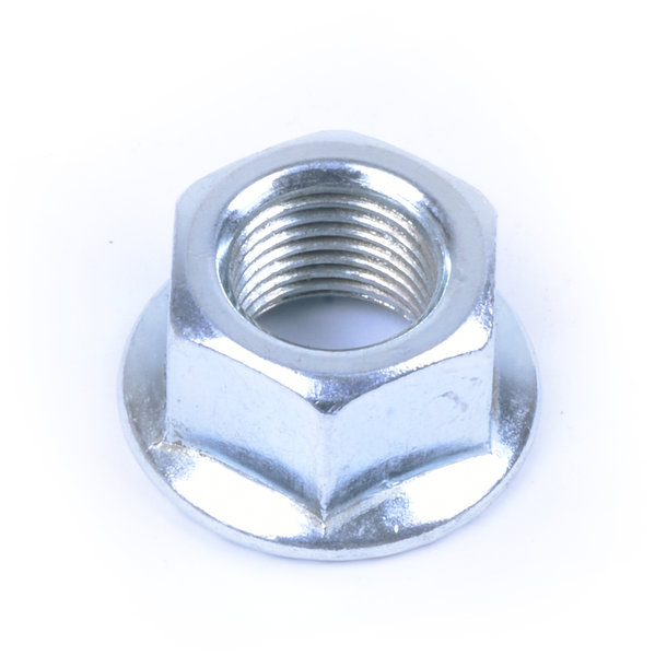 Wheels Manufacturing Inc. Outer Axle Nut Color | Diameter | Thread Pitch: Silver | 10mm | 1mm