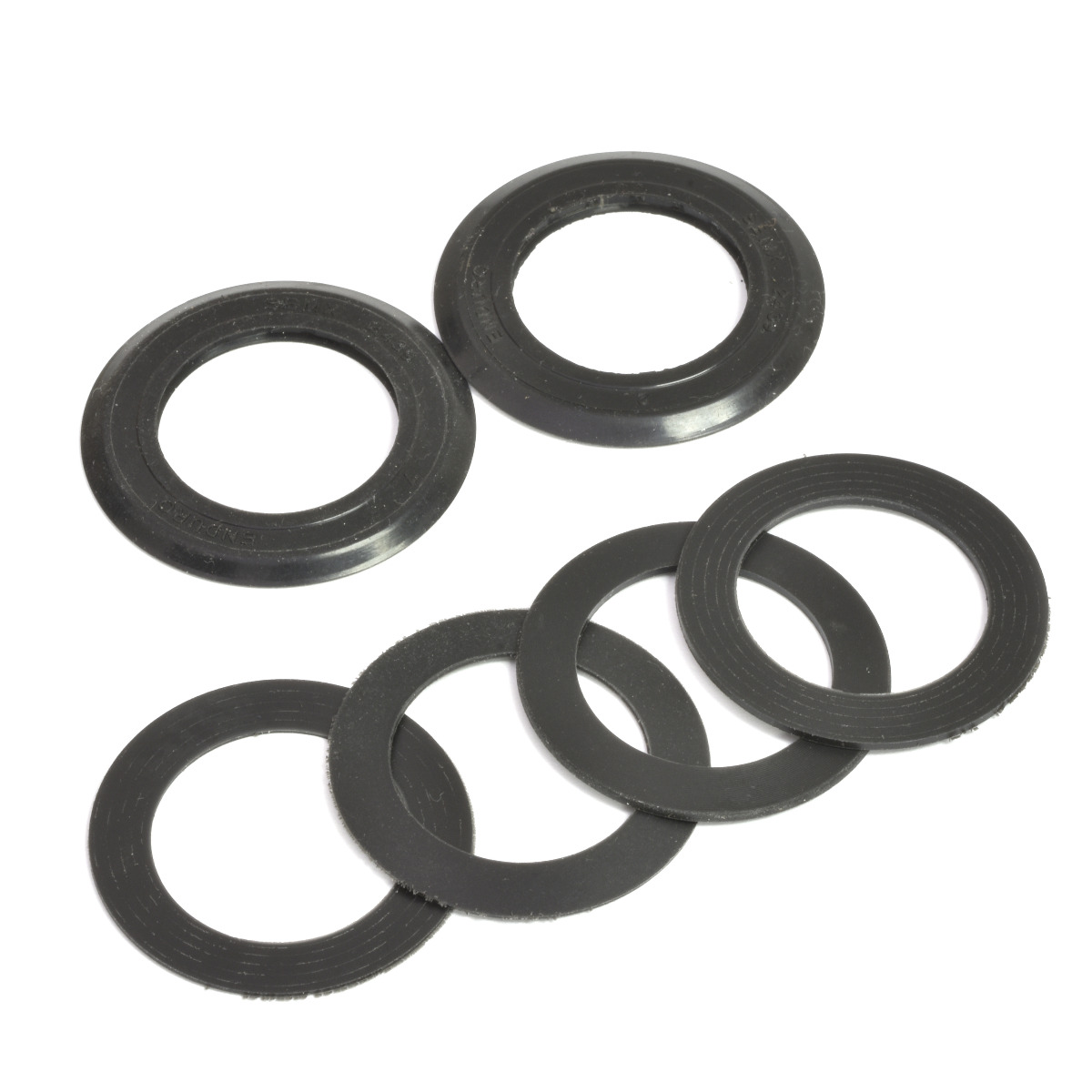 Wheels Manufacturing Inc. Repair Pack for 24mm (Shimano) Bottom Brackets Color: Black