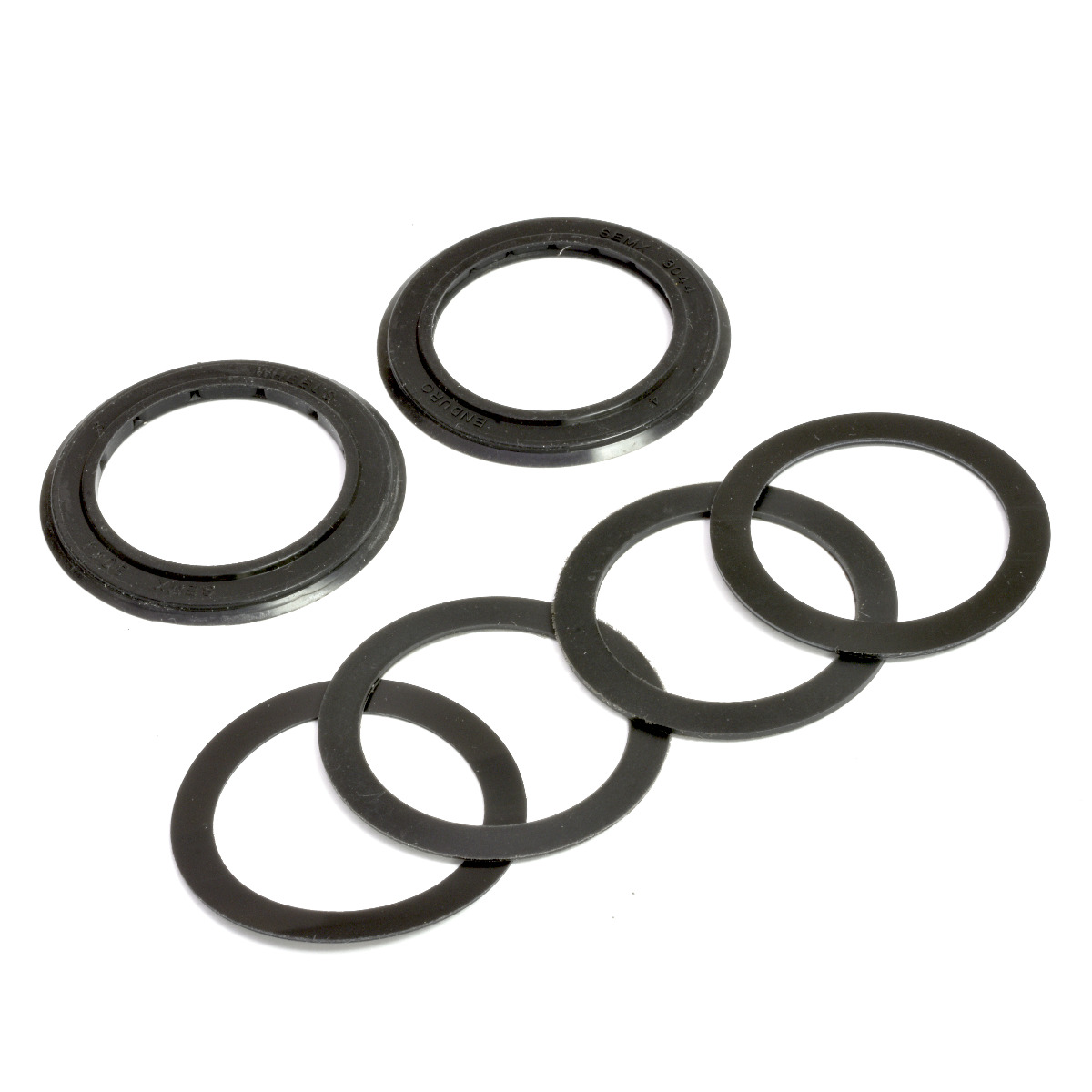 Wheels Manufacturing Inc. Repair Pack for 30mm Spindle Bottom Brackets Color: Black