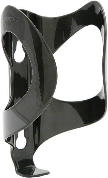 Whisky Parts Co. Carbon Water Bottle Cage Color | Model: Gloss Black | C1