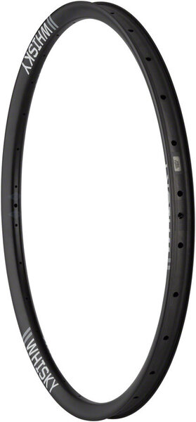 Whisky Parts Co. No. 9 36w 29-inch Rim Color: Black