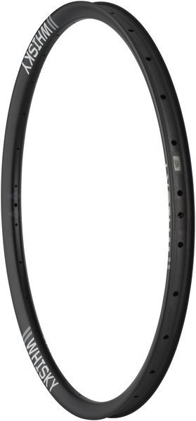 Whisky Parts Co. No. 9 Carbon 36w 27.5-inch Rim Color: Black