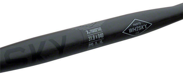 Whisky Parts Co. No.9 Carbon Flat Handlebar