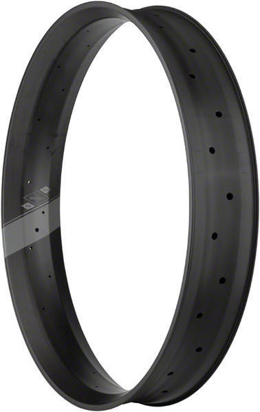 Whisky Parts Co. No.9 Fat Carbon 26-inch Rim (100mm) Width: 100mm