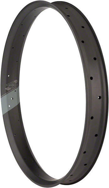 Whisky Parts Co. No.9 Fat Carbon 26-inch Rim (70mm) Width: 70mm