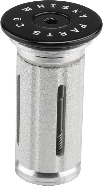 Whisky Parts Co. Top Cap Compression Plug Color: Black
