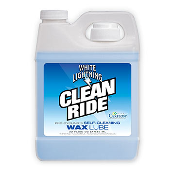 White Lightning Clean Ride (1-quart)