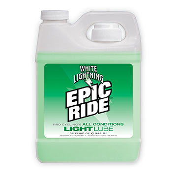 White Lightning Epic Ride (1-quart)