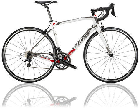 Wilier Triestina GTR Team 105 Color: white/red