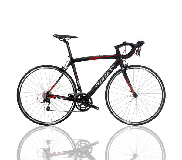 Wilier Triestina Izoard XP Color: Black/Red