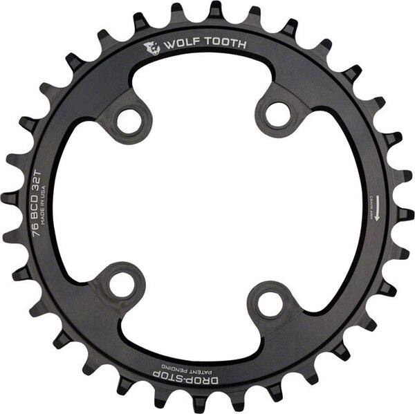 Wolf Tooth Components 76 BCD Chainrings