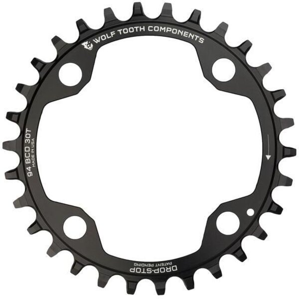 Wolf Tooth Components 94mm BCD for SRAM XO1, X1, GX, and NX Crankset