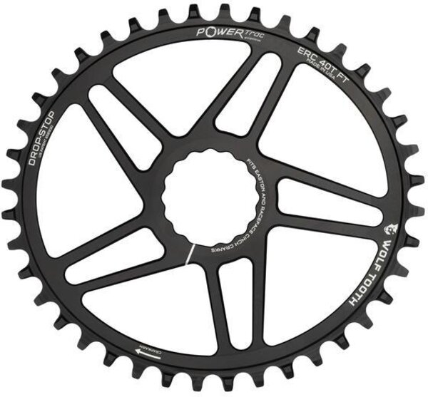 Wolf Tooth Components Elliptical Direct Mount Chainrings for Easton Cinch