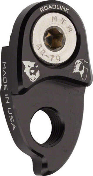 Wolf Tooth Components Roadlink Color: Black