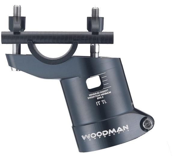 Woodman IT-Titanium Head