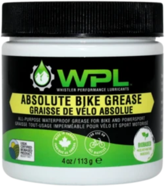 WPL Absolute Bike Grease Size: 113g
