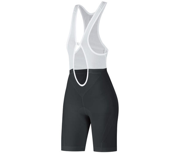 Gore Wear Power 2.0 Lady Bibtights Short+ Color: Black
