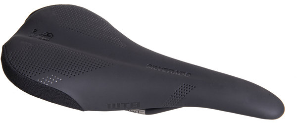 WTB Silverado Titanium Saddle Color: Black